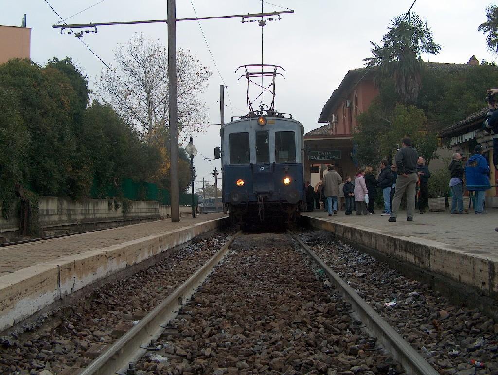 Risultati immagini per Rignano Flaminio Ferrovia Roma Nord
